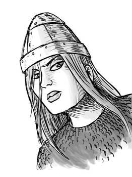 Illerya Sketch