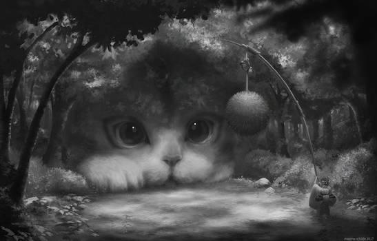 C'mon kitty.... WORK IN PROGRESS