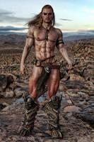 The barbarian by sagitarian71