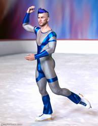 Luca ice skater