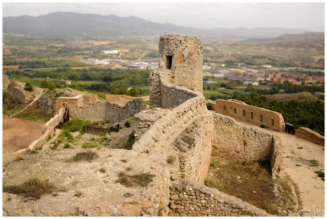Castillo Calatayud.. by AruSung