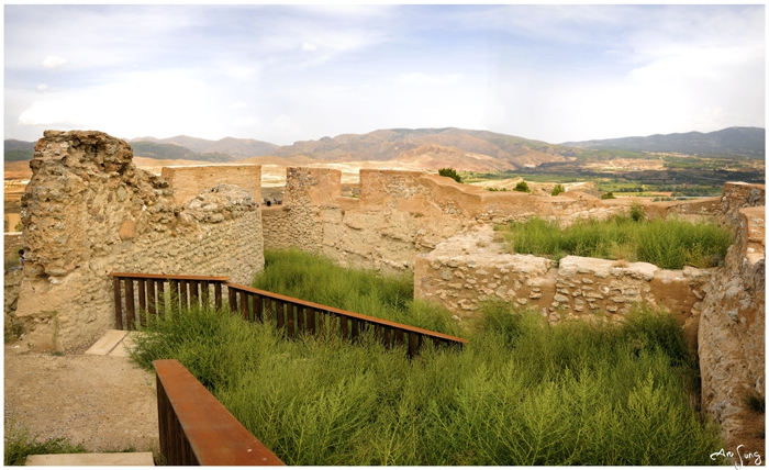 .Castillo Calatayud.. by AruSung
