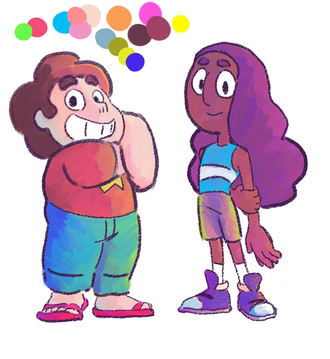 """""""We're ready to go if you are!"""" Part 1 of a series of color tests."""