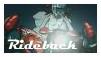 Rideback Stamp by prettyvioletfire