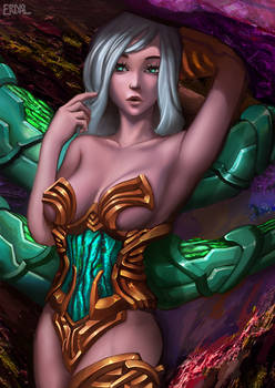 Through the Caverns of Color (NSFW optional)
