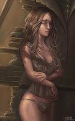 Mia Winters - Resident Evil 7 by Eriyal