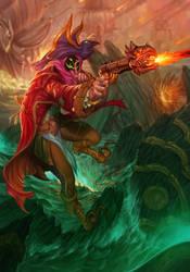 Jester Of War by Eriyal