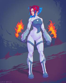 Daughter of Prometheus