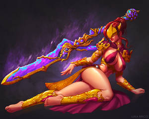 Guild Wars 2 Mesmer Ahsala