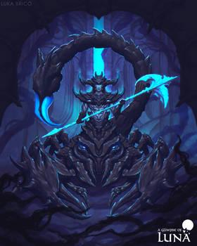 Arachnid Council Guard