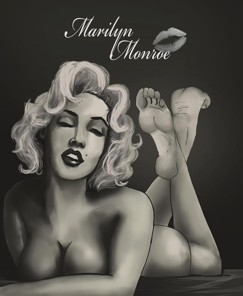 Marilyn Monroe by