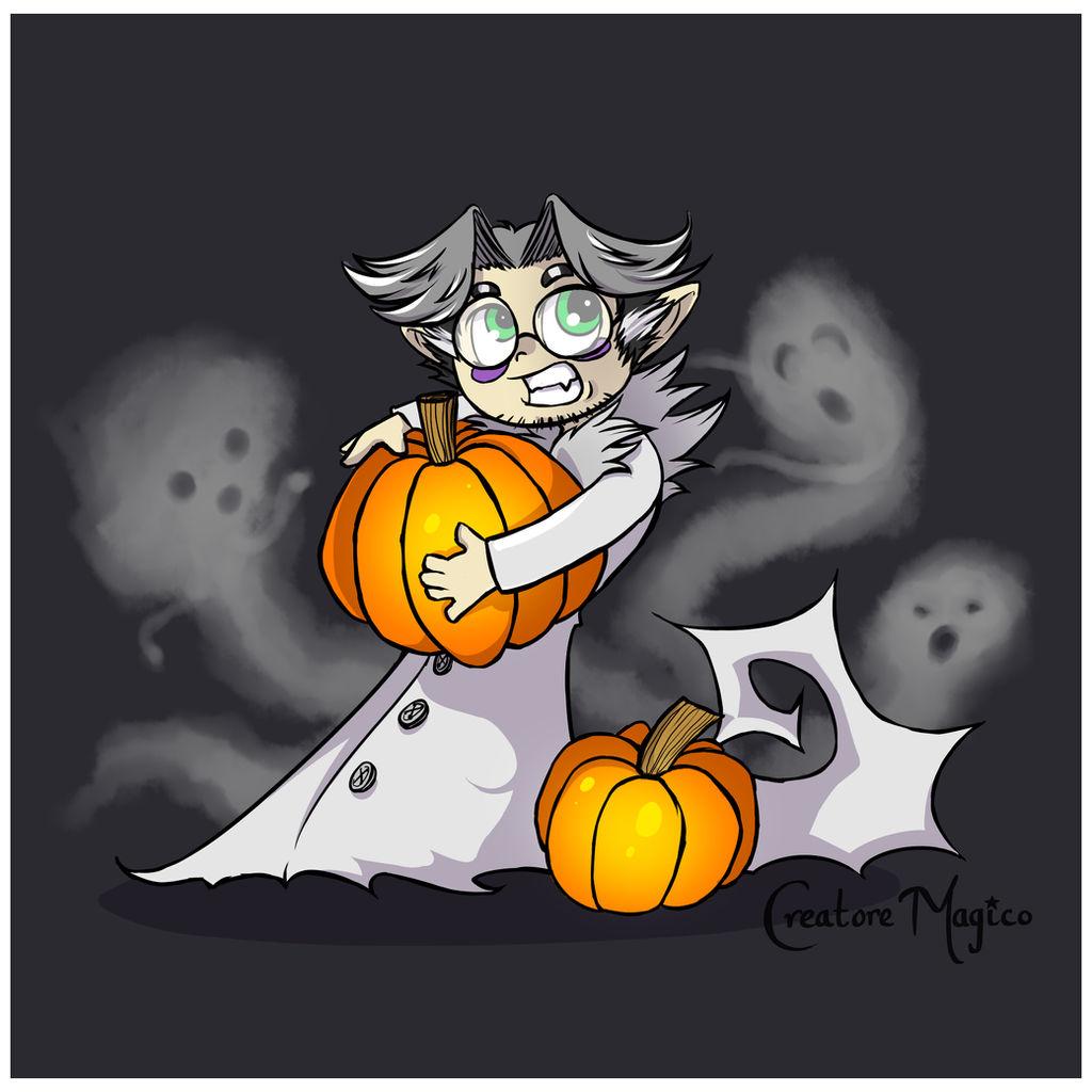 Prepare your pumpkins by CreatoreMagico