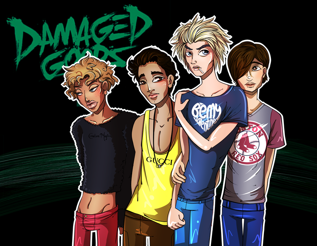 Damaged Goods by CreatoreMagico