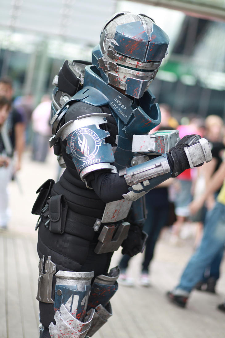 Ready for Dead Space 3 by tarrer