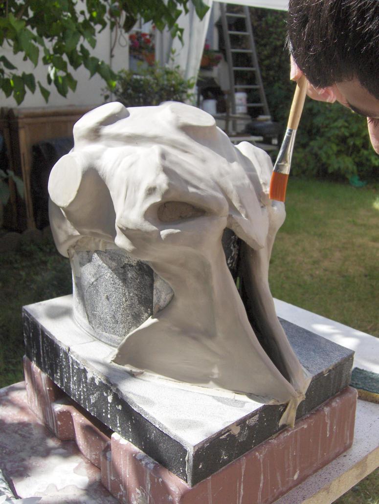 helmet wip 2 by tarrer