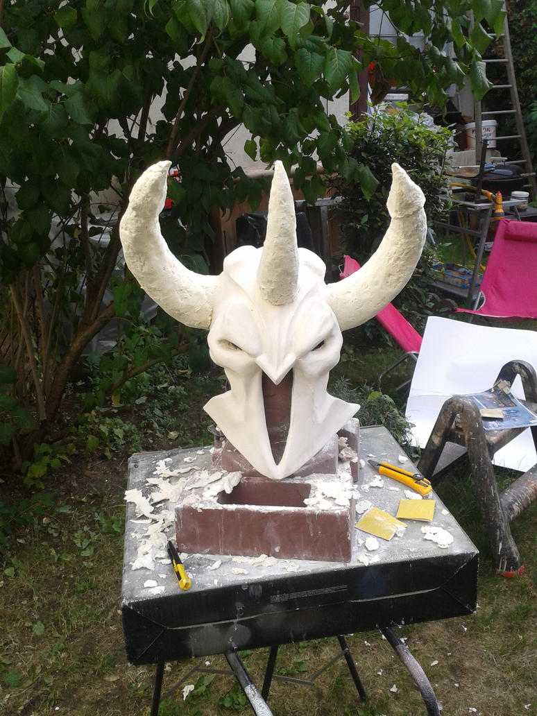 Horns wip by tarrer