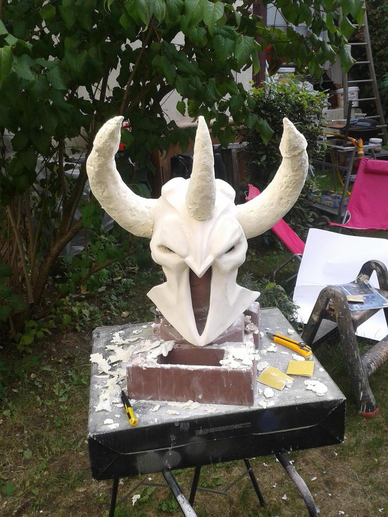 Horns wip by tarrer