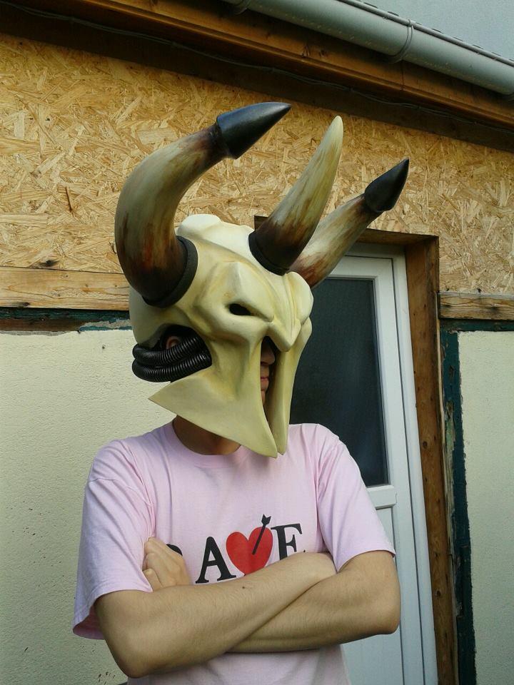 Helmet test by tarrer