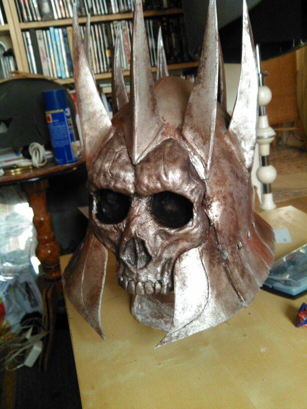 King's Helmet 2 by tarrer