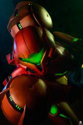Metroid - Samus Aran 2 by tarrer