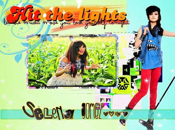Hit Theee Lights by KerenSha