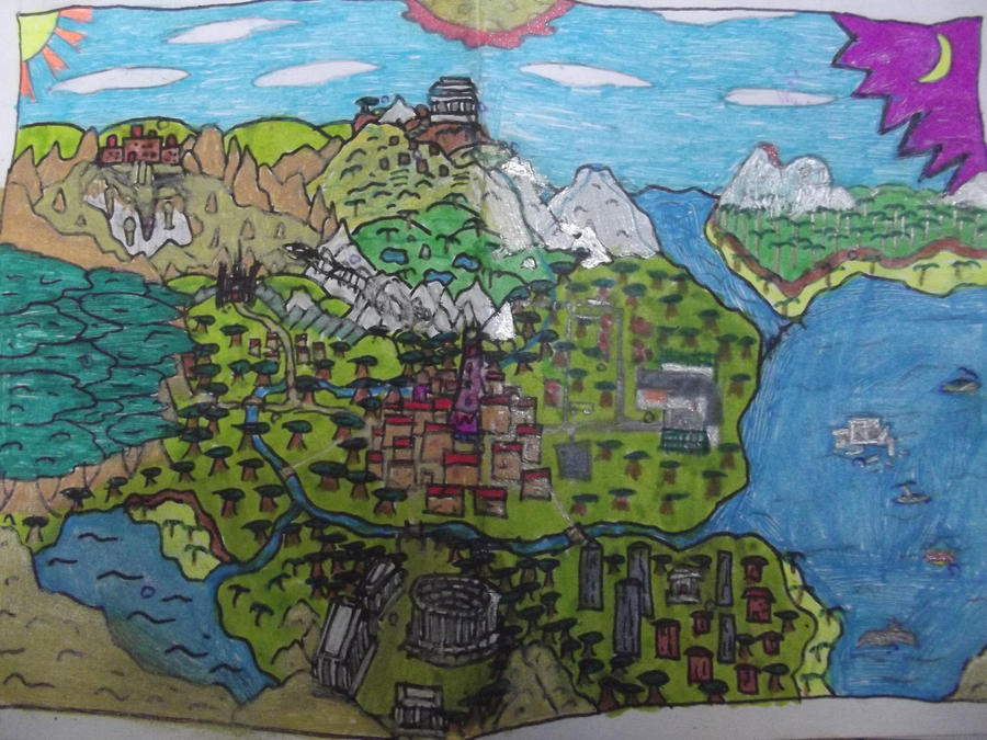 Paper mario book of ages world map concept by prototypedknife on paper mario book of ages world map concept by prototypedknife gumiabroncs Choice Image