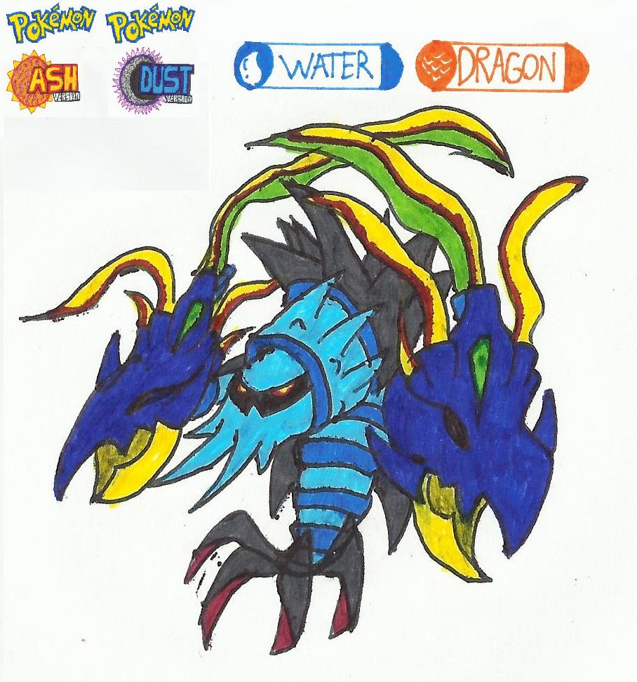 mega clawitzer pokemon ash and dust by prototypedknife on deviantart