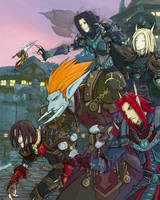 +World of Warcraft+ by Reganov