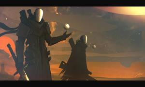 Destiny - Commission