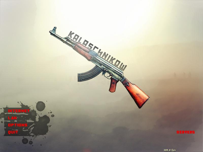 AK47 cs gui by GFXy
