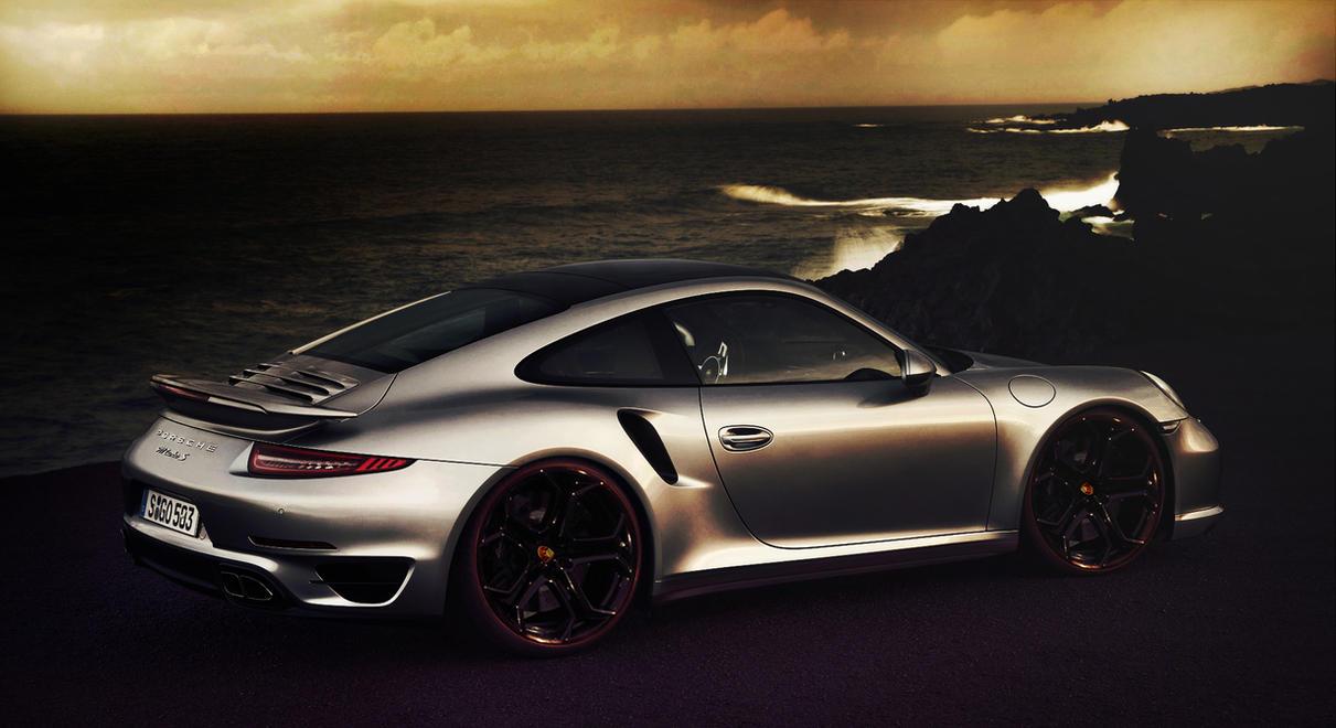 porsche 911 turbo s wallpaper by gfxy - Porsche 911 Turbo 2014 Wallpaper
