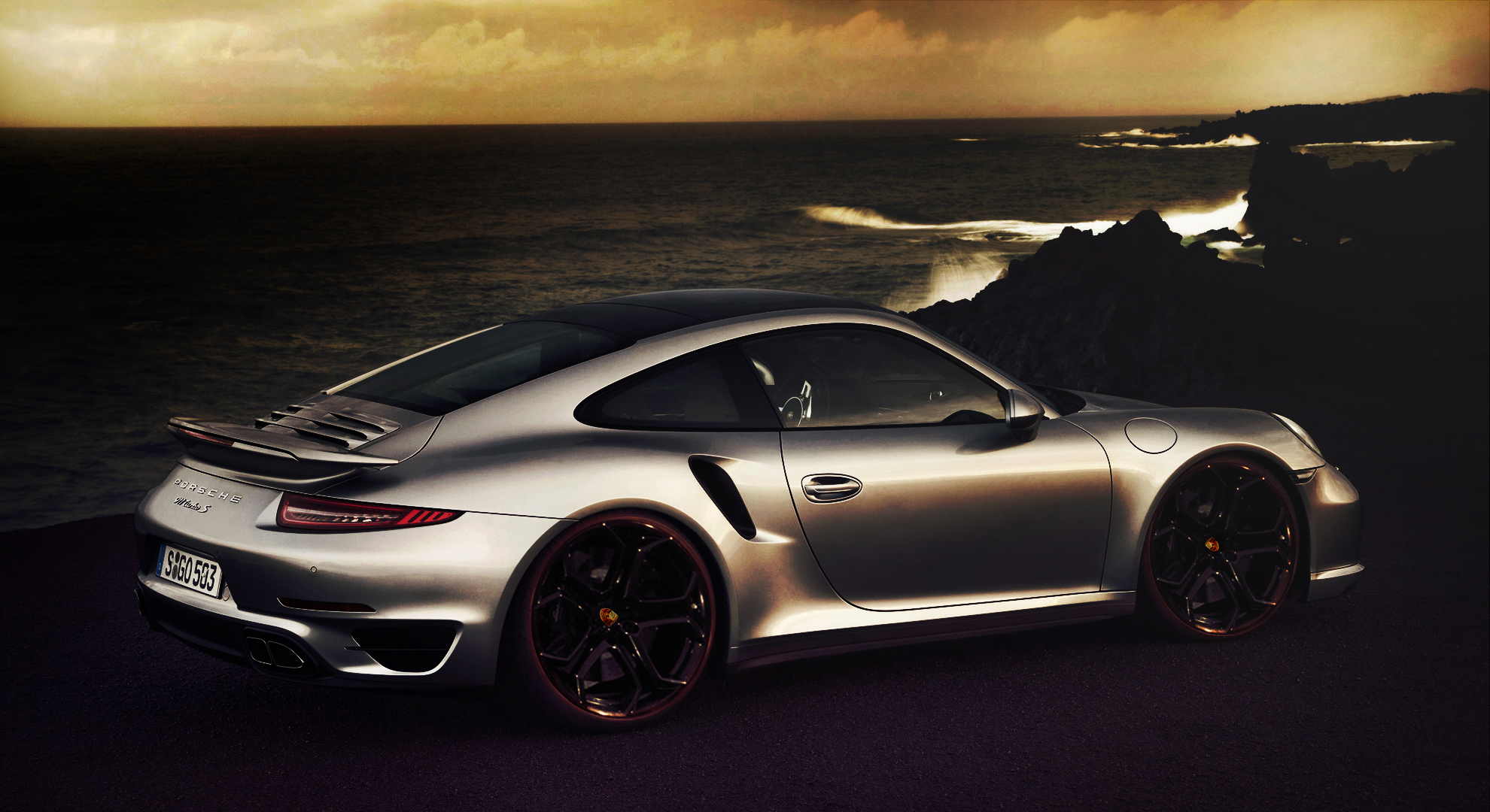 porsche 911 turbo s wallpaper by gfxy