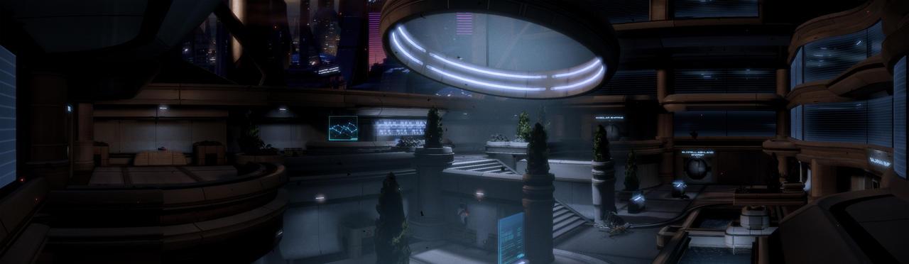 Mass Effect 2 pano 12 by MichaWha