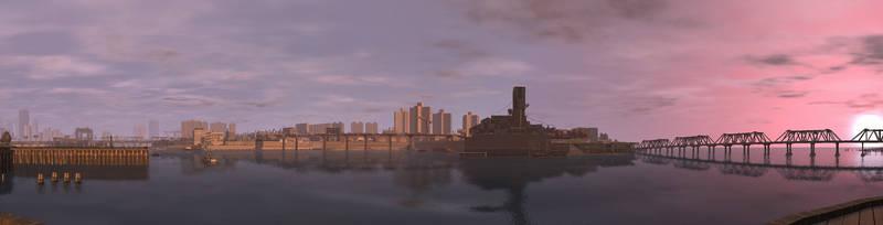 GTA IV on Games-Panos - DeviantArt