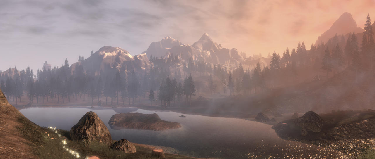 Fable 3 pano01 by MichaWha