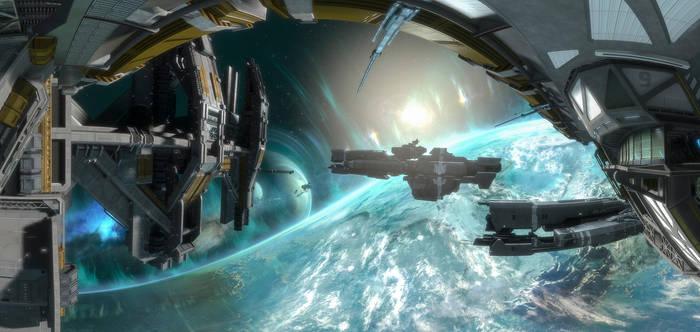 Halo Reach on Games-Panos - DeviantArt