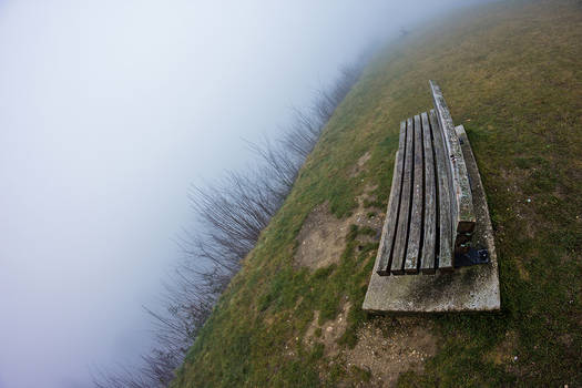 Bench with view...