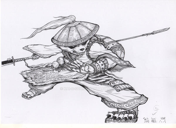 dota warcraft series panda by kai e soh on deviantart