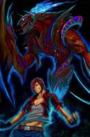 summon soul by Kai-E-soh