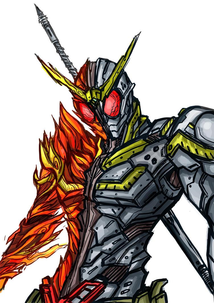 heat metal by Kai-E-soh