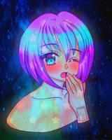 Anime Girl by Spook-A-Palooza