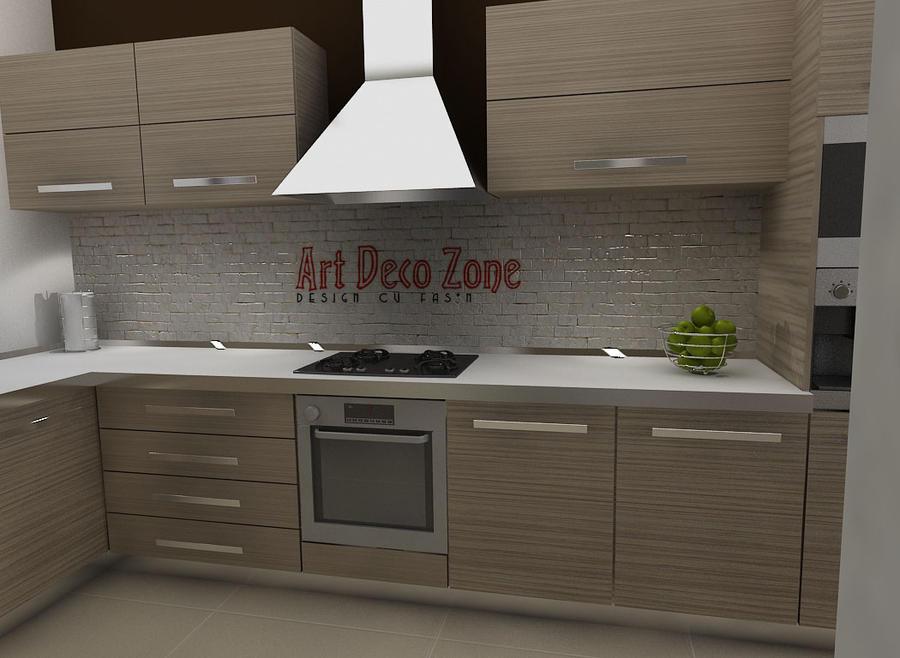 Beige kitchen by artdecozone on deviantart for Beige kitchen wallpaper
