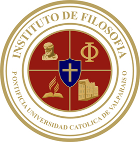 logo instituto filosofia pucv by danoex