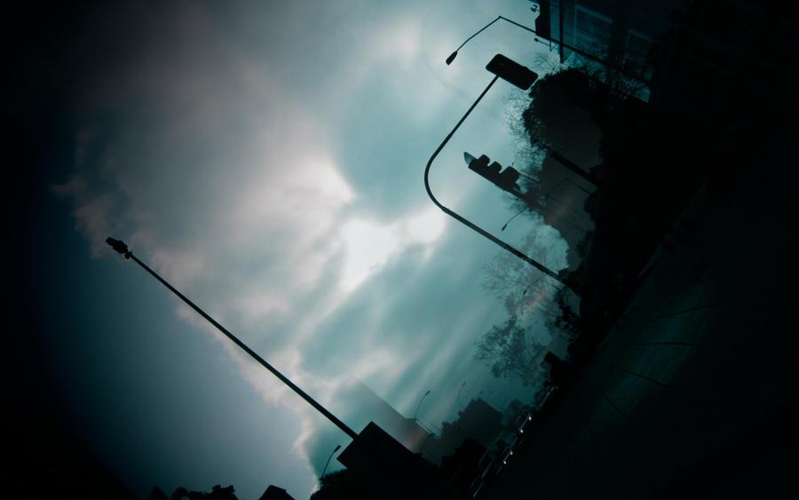 City sky by danoex