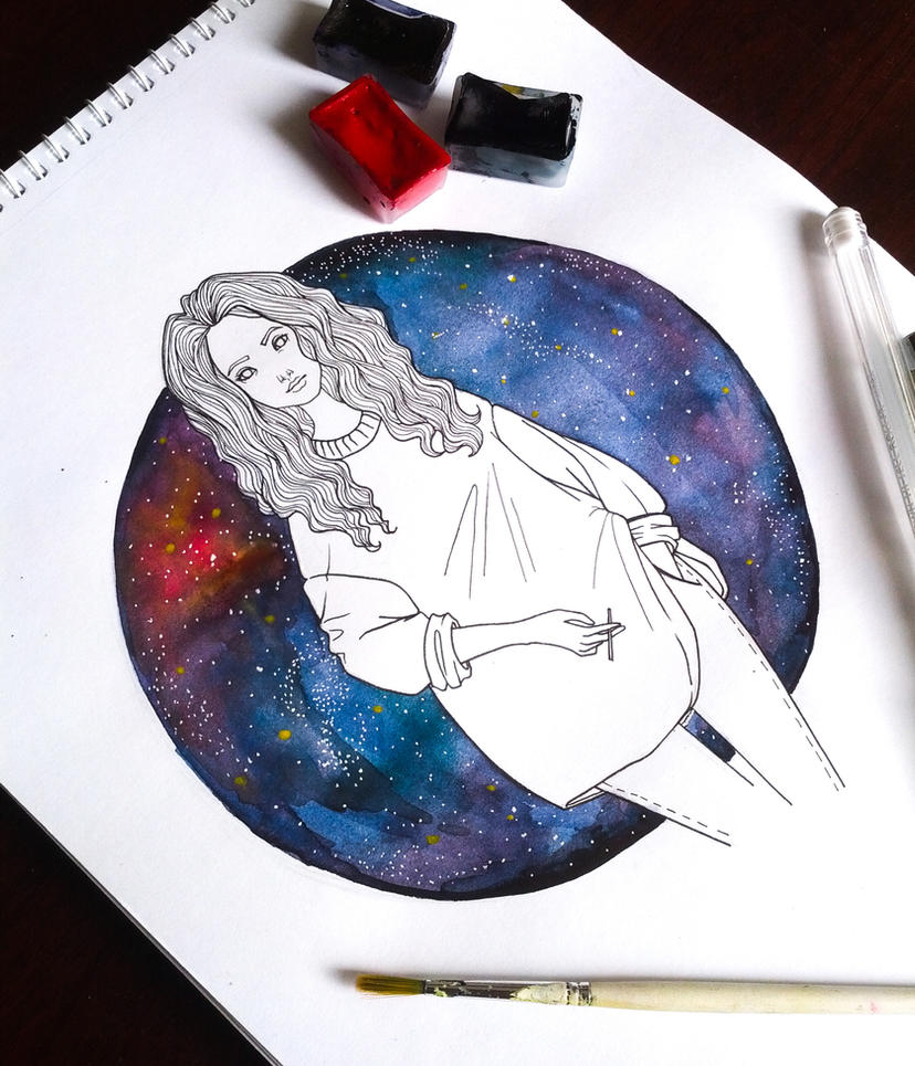 Space by DashaEvro