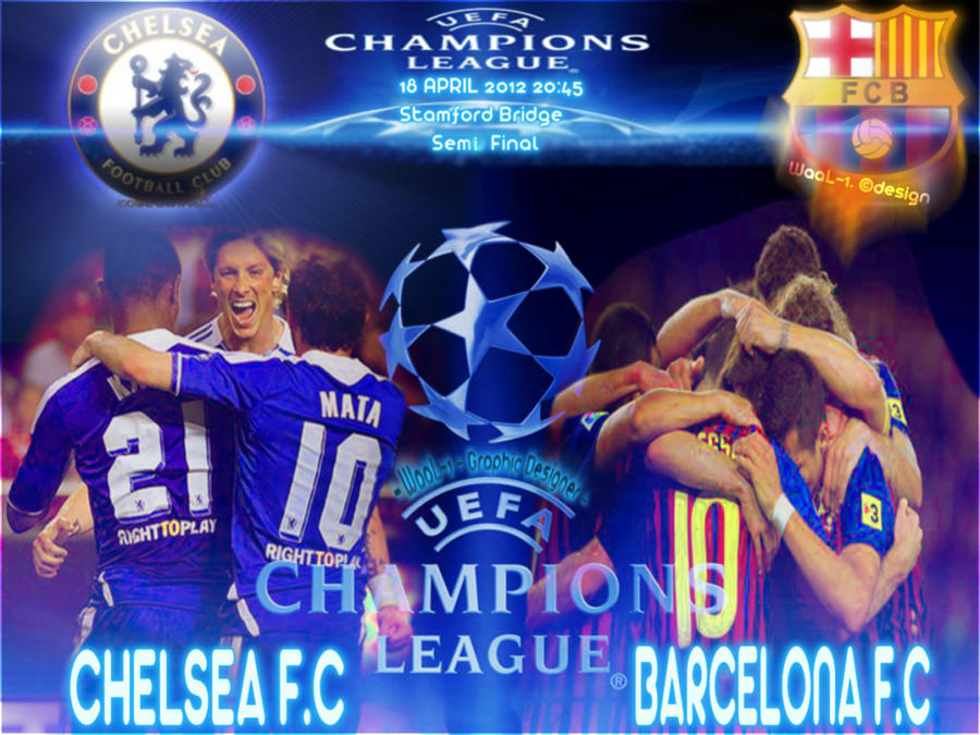 chelsea vs barcelona - photo #45