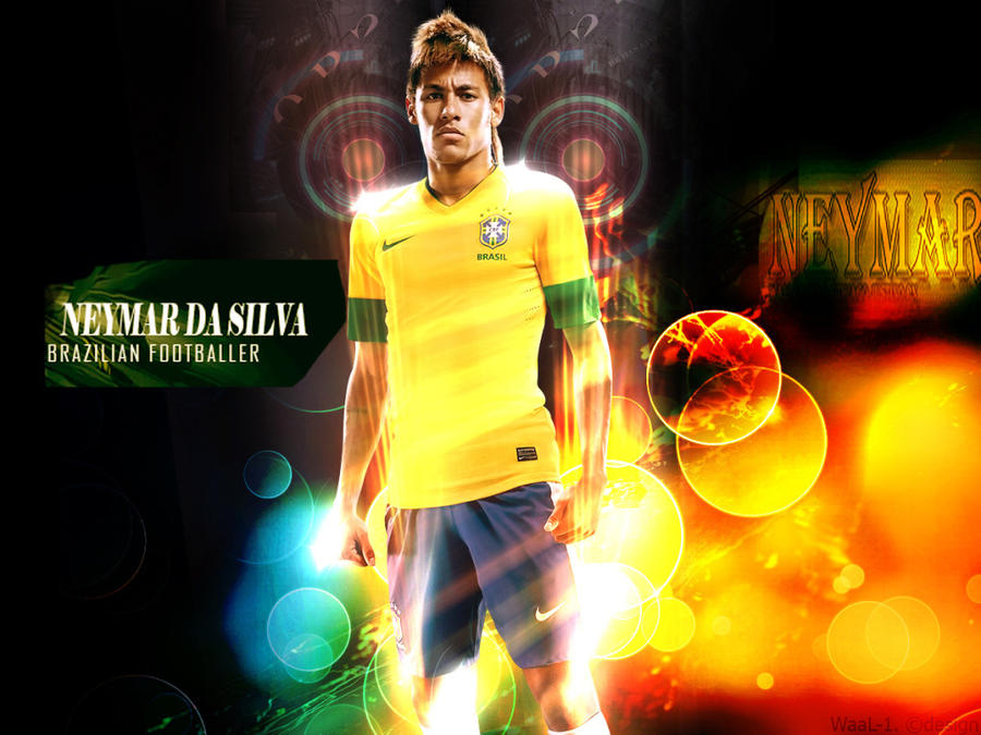 Neymar JR Wallpaper By WaaaLi