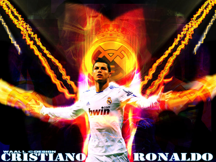 Cristiano Ronaldo Wallpaper By WaaaLi
