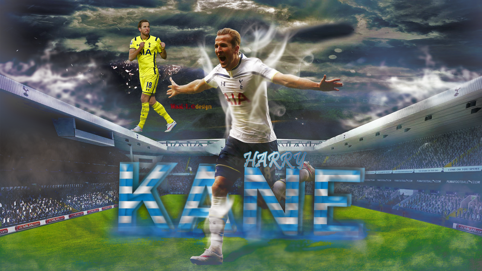Kane Wallpaper 2015 By WaaaLi On DeviantArt
