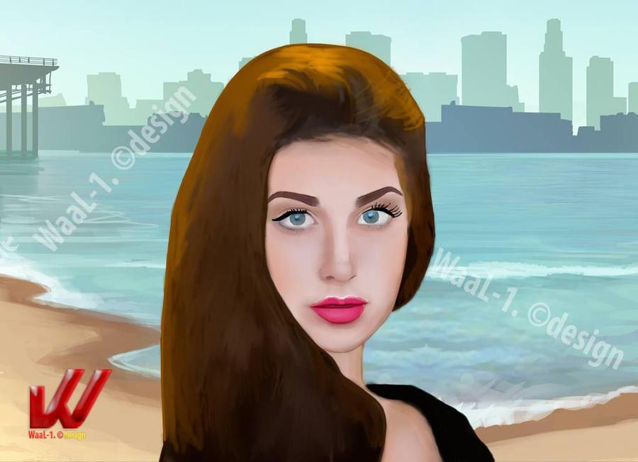 Diana by WaaaLi